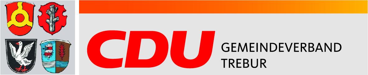 Logo von CDU Trebur
