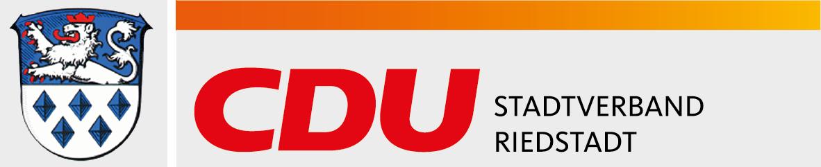 Logo von CDU Riedstadt