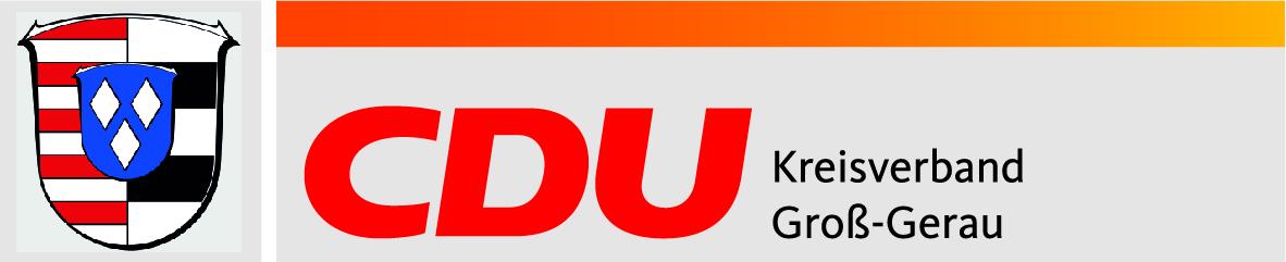 Logo von CDU Stadtverband Groß-Gerau