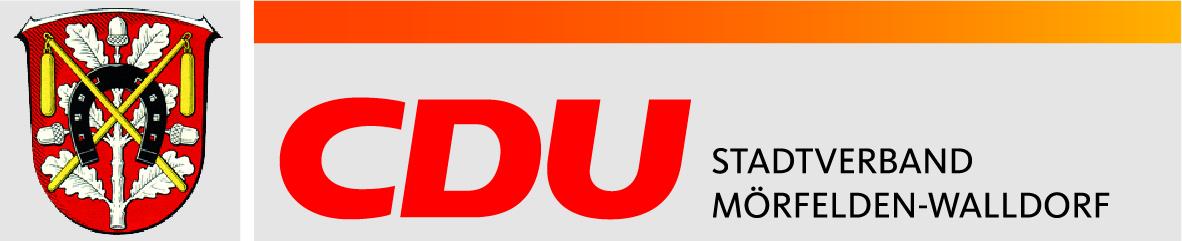 Logo von CDU Mörfelden-Walldorf