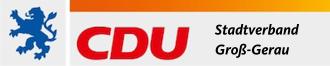 Logo von CDU Groß-Gerau