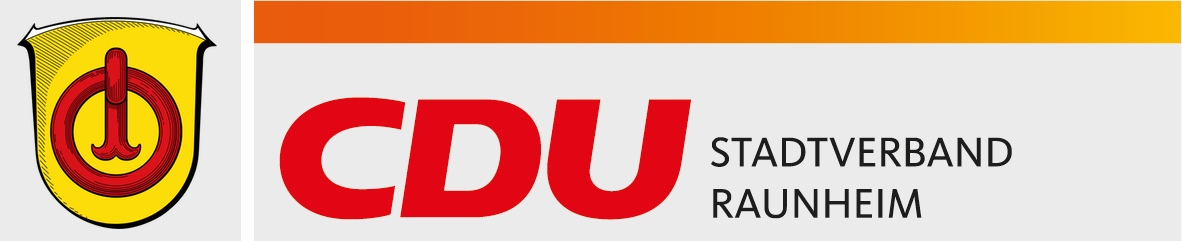 Logo von CDU Stadtverband Raunheim
