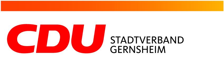 Logo von CDU-Stadtverband Gernsheim