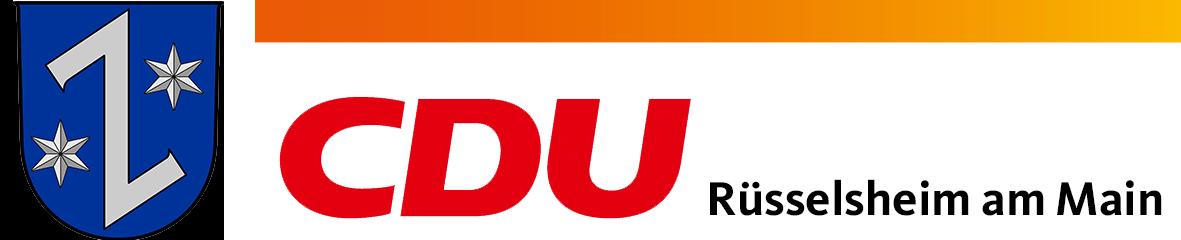 Logo von CDU Rüsselsheim am Main