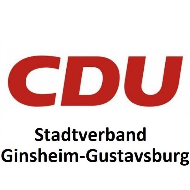 Logo von CDU Stadtverband Ginsheim-Gustavsburg
